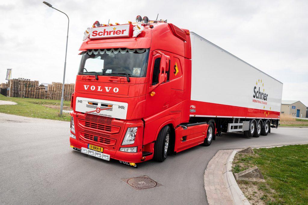 schrier transport