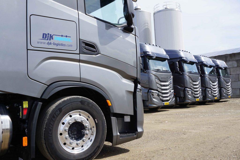DJK Logistics