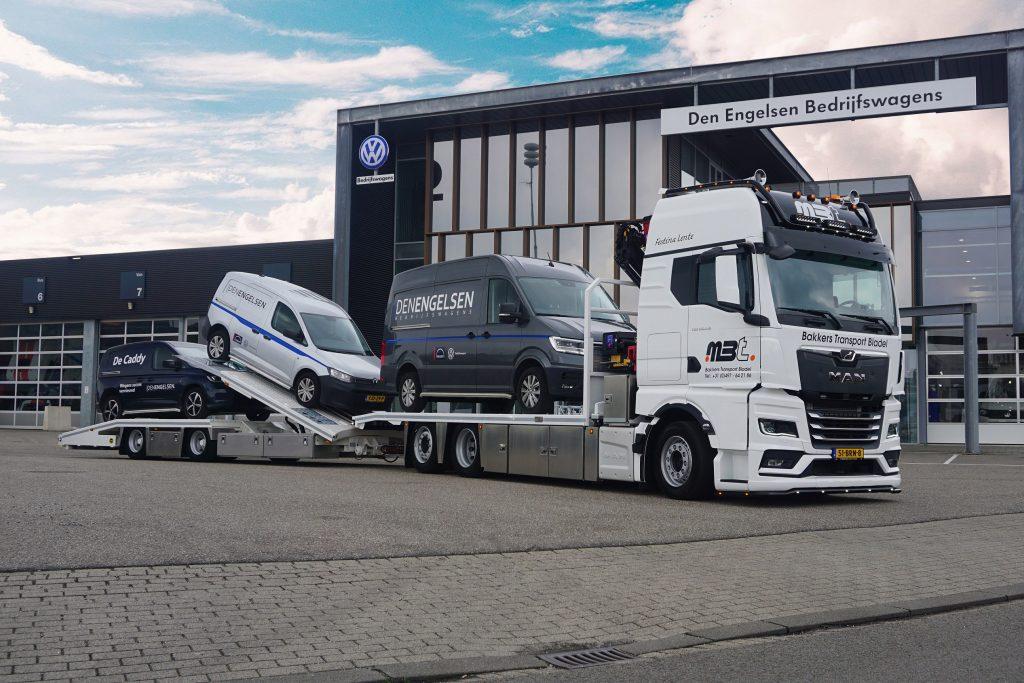 M. Bakkers Transport