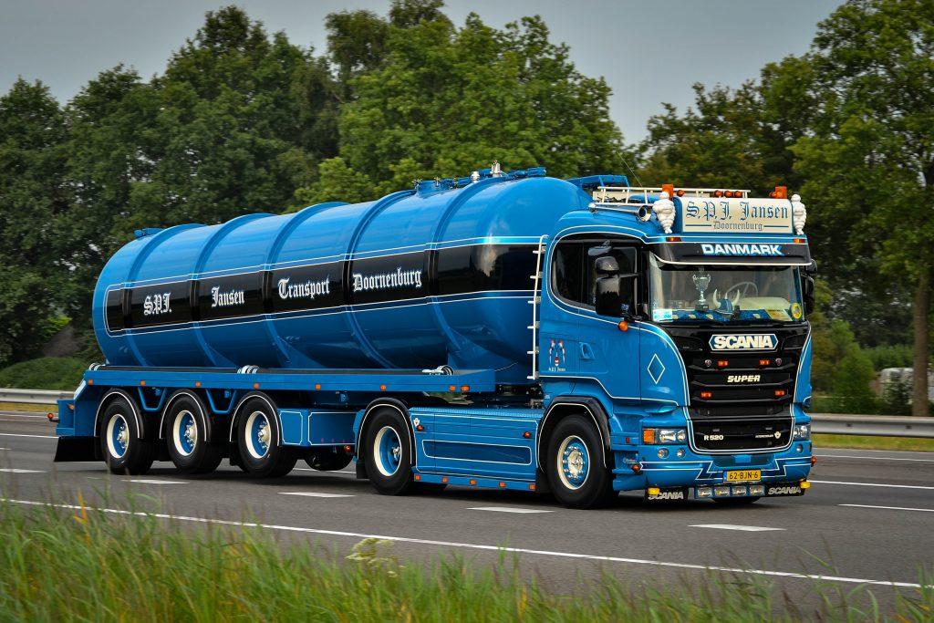 S.P.J. Jansen Transport