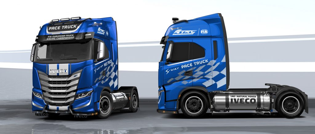 Iveco pace truck