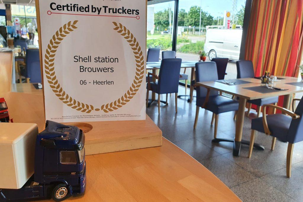 Truckstop Brouwers