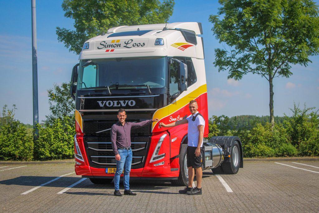 Volvo Simon Loos
