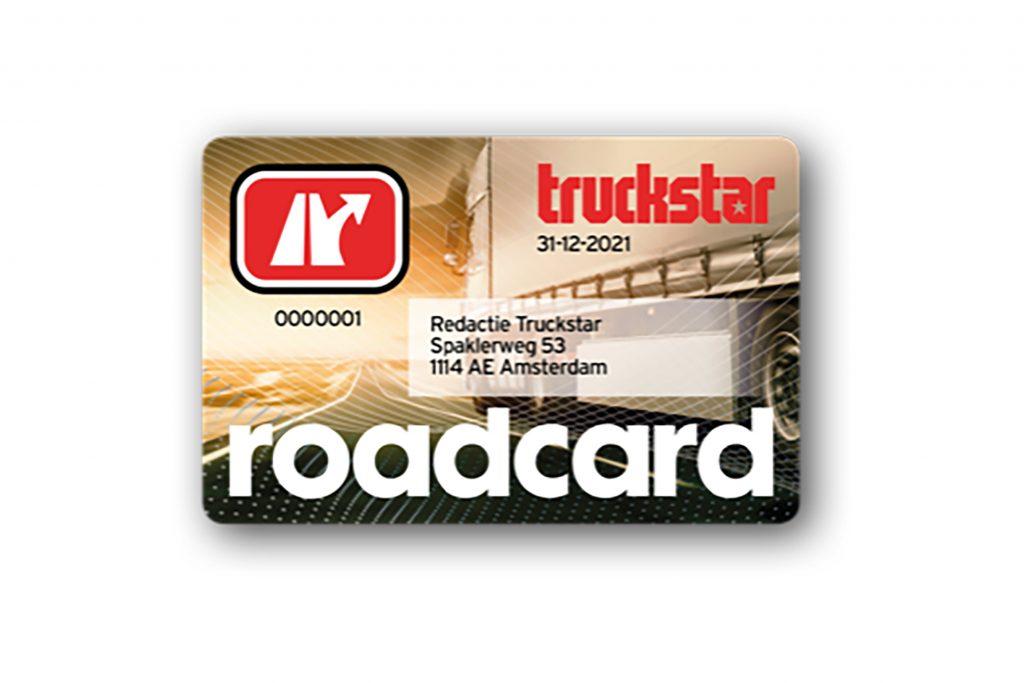 Roadcard