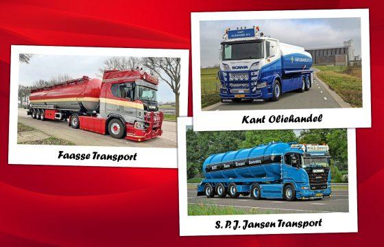 cat. 6 - bulk- en tanktransport
