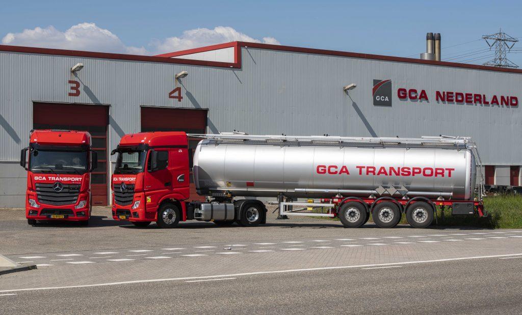 GCA Nederland