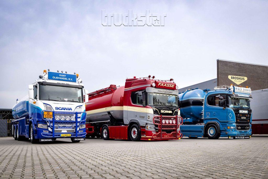 bulk- en tanktransport
