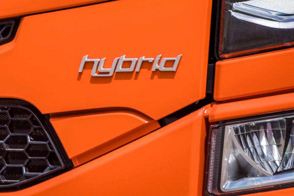 Hybride Scania