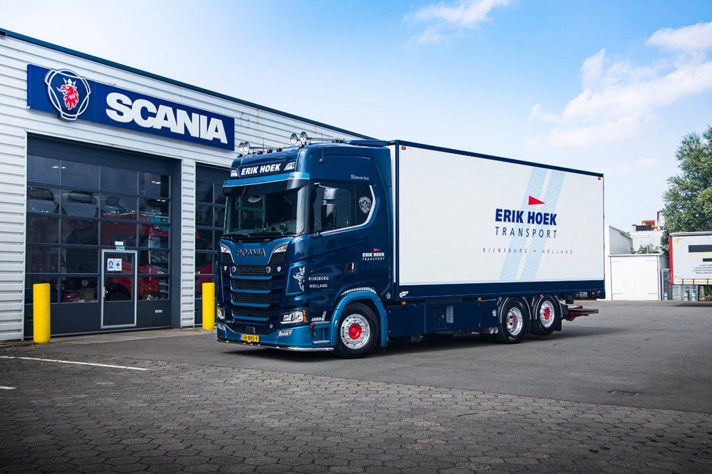 Scania 660S