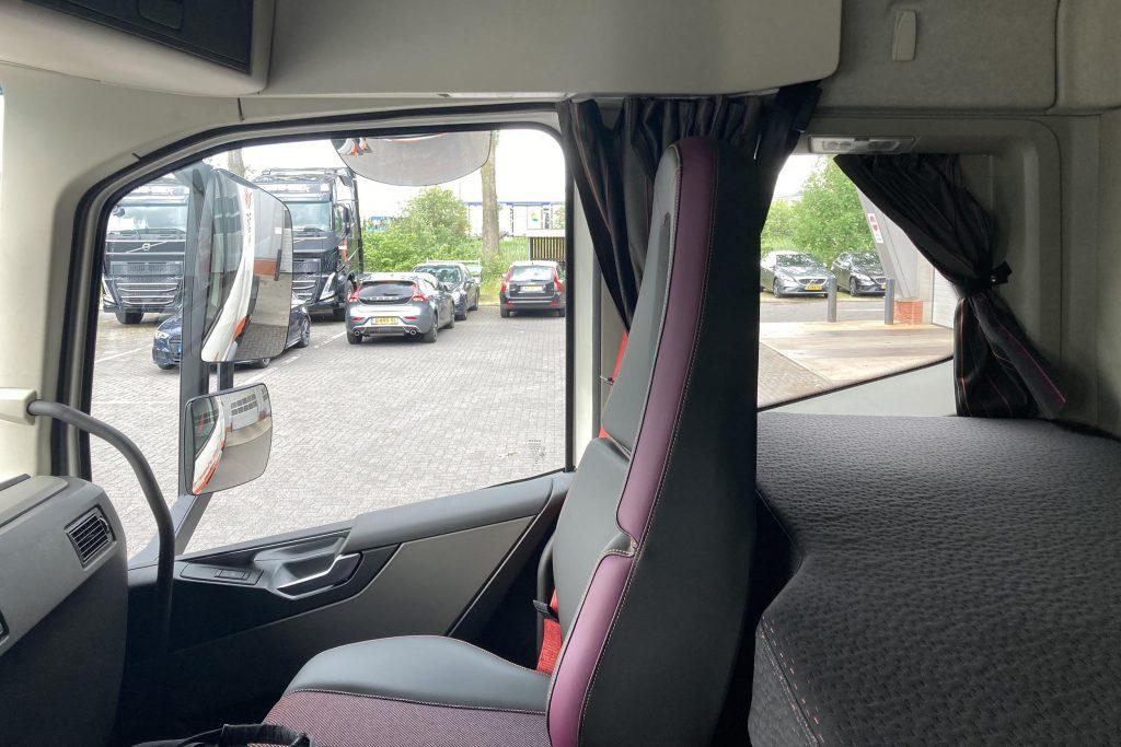 Volvo zijraam