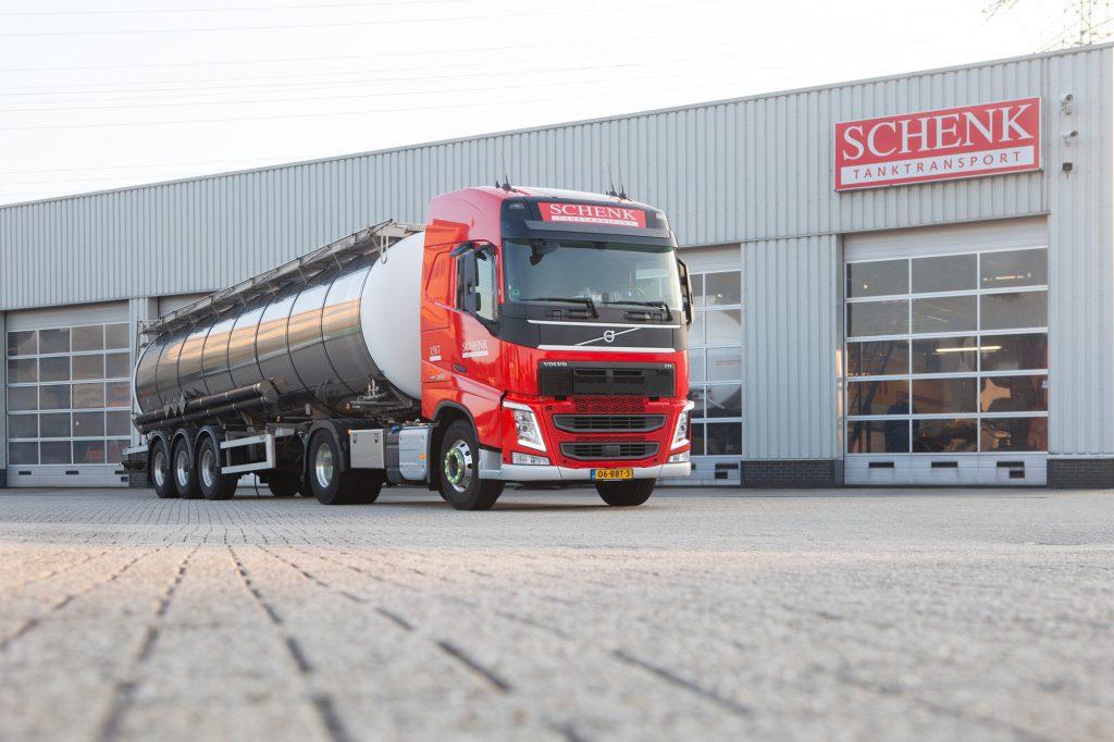 Schenk Tanktransport