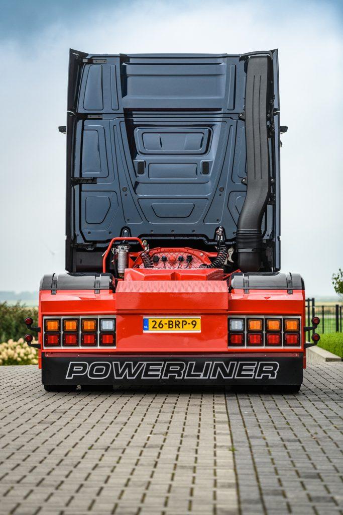 Actros Powerliner