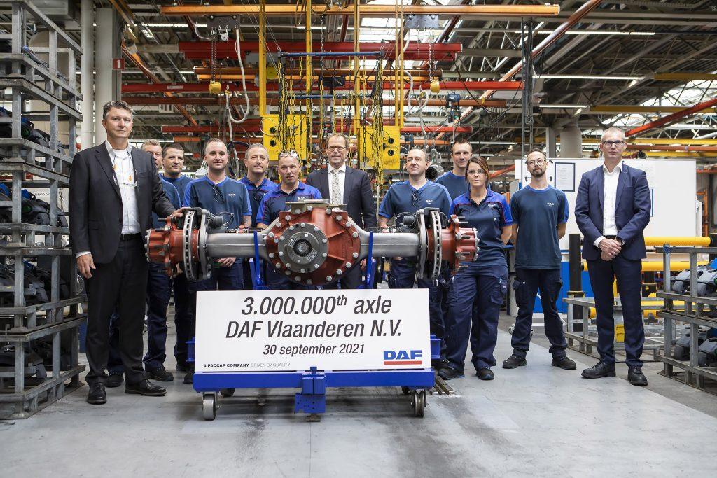 DAF Trucks Vlaanderen