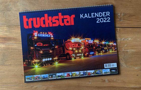 Truckstar Kalender