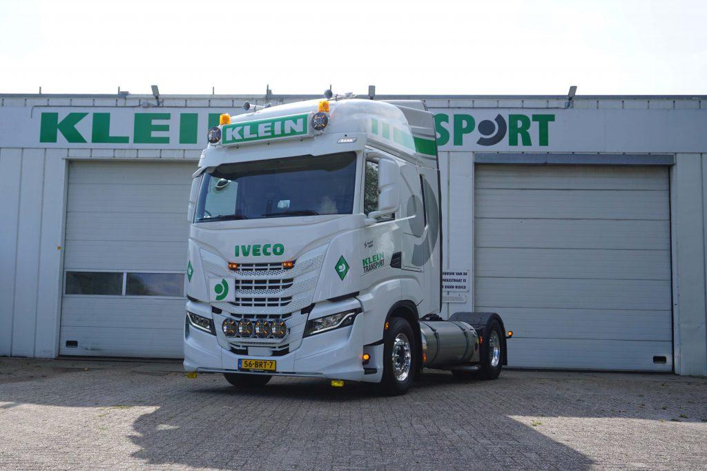 Klein Transport Iveco