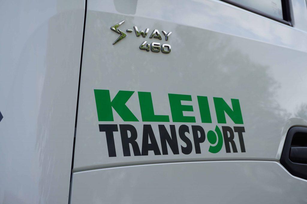 Klein Transport
